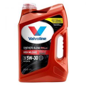 valvoline-high-mileage-table