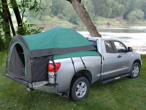 The Most Compatible Chevy Avalanche Tent — compact-guide-gear-tent-2