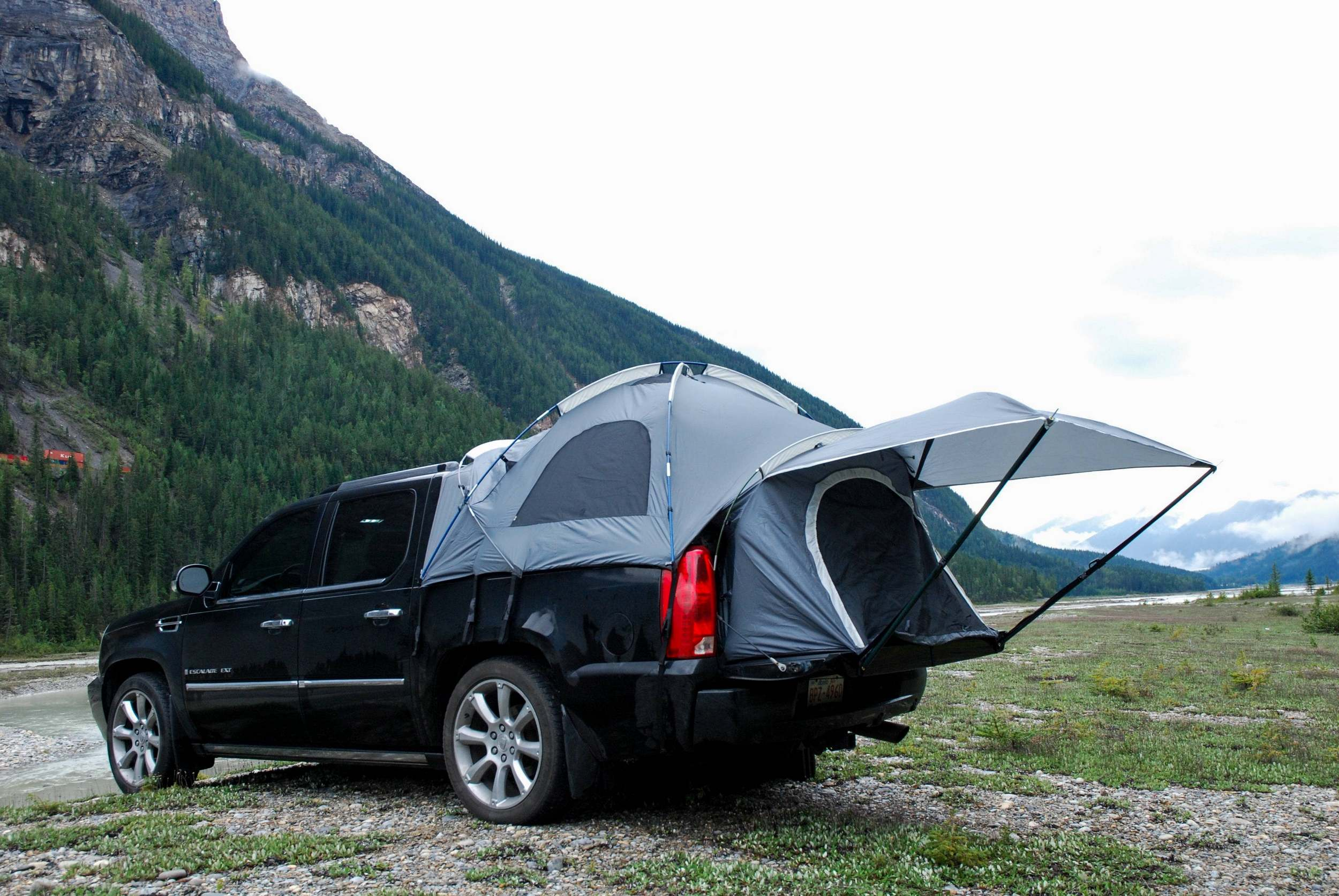 The Most Compatible Chevy Avalanche Tent — cover-image