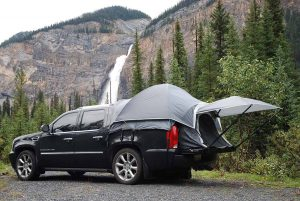 The Most Compatible Chevy Avalanche Tent — napier