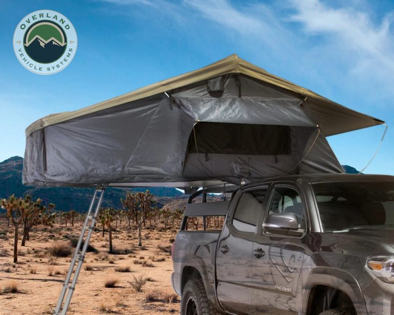 The Most Compatible Chevy Avalanche Tent — overland-1