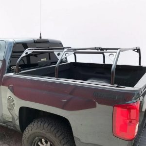 The Most Compatible Chevy Avalanche Tent — tuff-stuff-truck-bed-rack