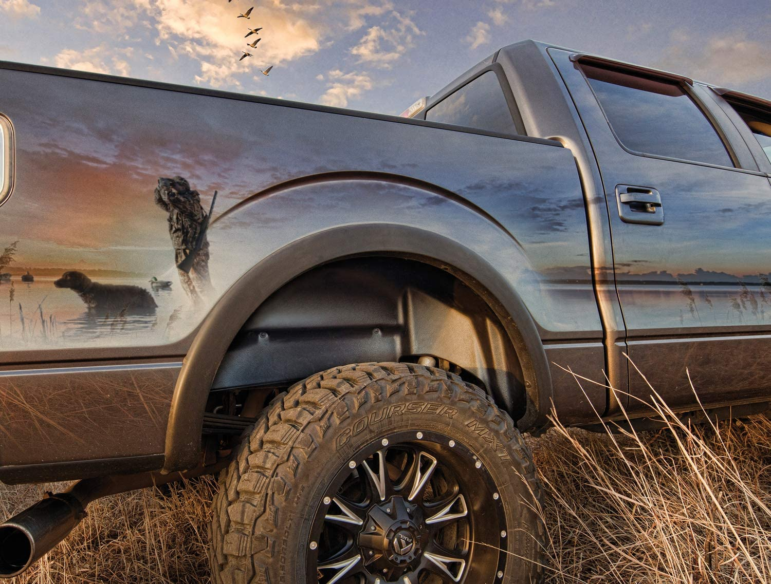 Husky Liner Wheel Well Guard for Ford F-150