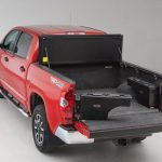 Toyota Tunda with a pair of Swingcases SC400D and SC400P
