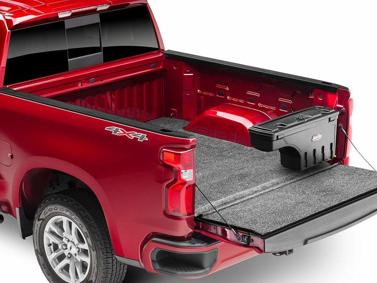 Undercover Swingcase SC104P 2019 to 2021 Chevrolet Silverado/GMC Sierra 1500 Passenger Side