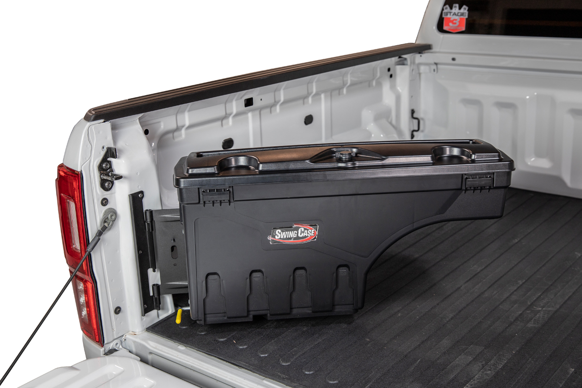 Undercover Swingcase SC206D 2019 to 2021 Ford Ranger Driver Side