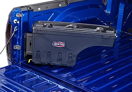 Undercover Swingcase SC302D 2019 to 2021 Dodge Ram 1500 to 2500 Driver Side
