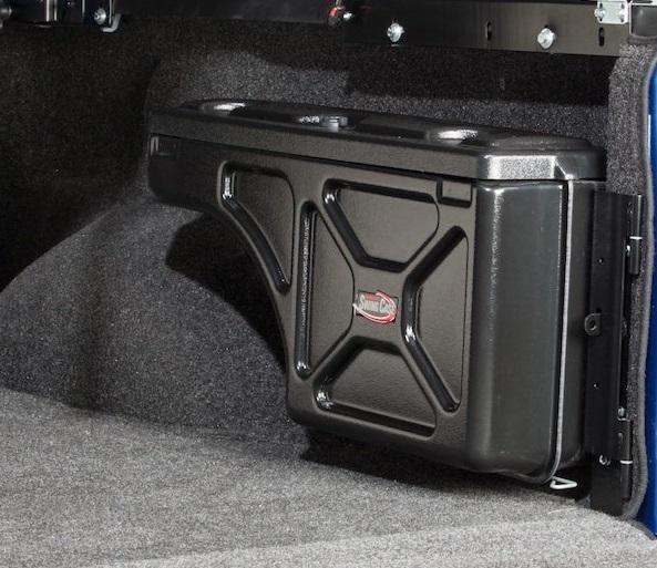 Undercover Swingcase SC500P 2004 to 2015 Nissan Titan Passenger Side
