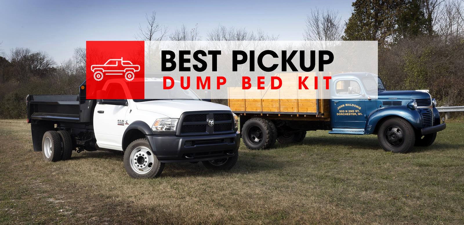 dump bed kit