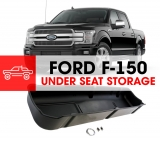 TOP UNDER SEAT STORAGE F150 BOXES: ENHANCE YOUR PICKUP TRUCK'S CARGO CAPACITY!