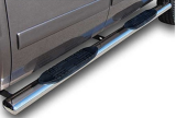 ProMaxx Stainless Steel Nerf/Step Bar fits 2015-2016 Ford F150 and Supercrew