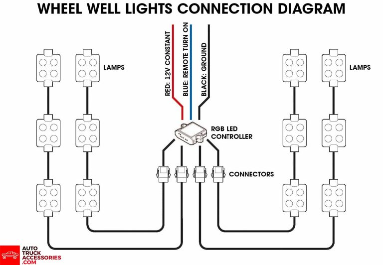 wheel-well-lights-connection-diagram