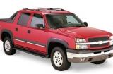 Bushwacker fender flares for Chevy Chevrolet Avalanche 2002-2006