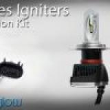 Pro Series LED Igniters Headlight conversion kit.
